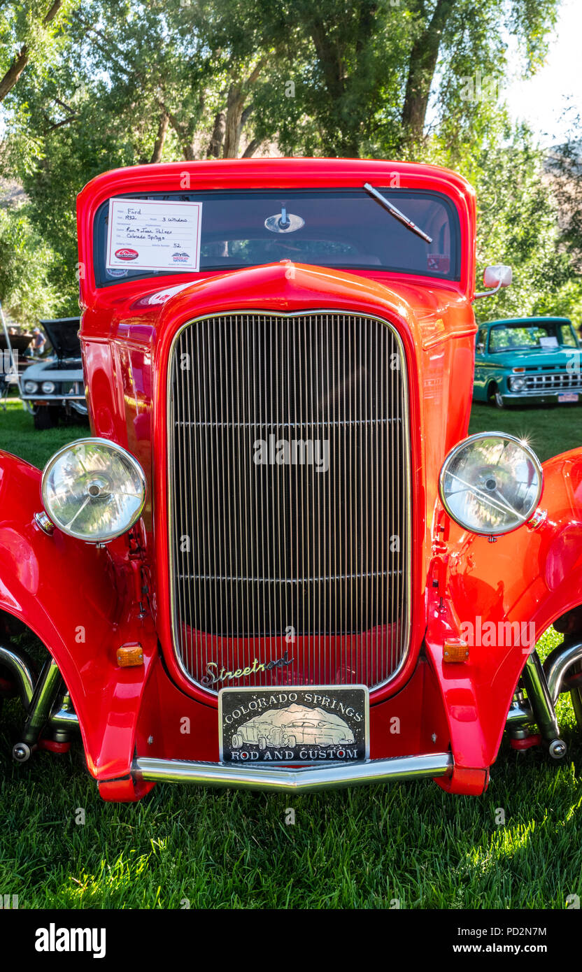 Ford Coupe Angel Of Shavano Car Show Fund Raiser For Chaffee - Old school car show colorado springs