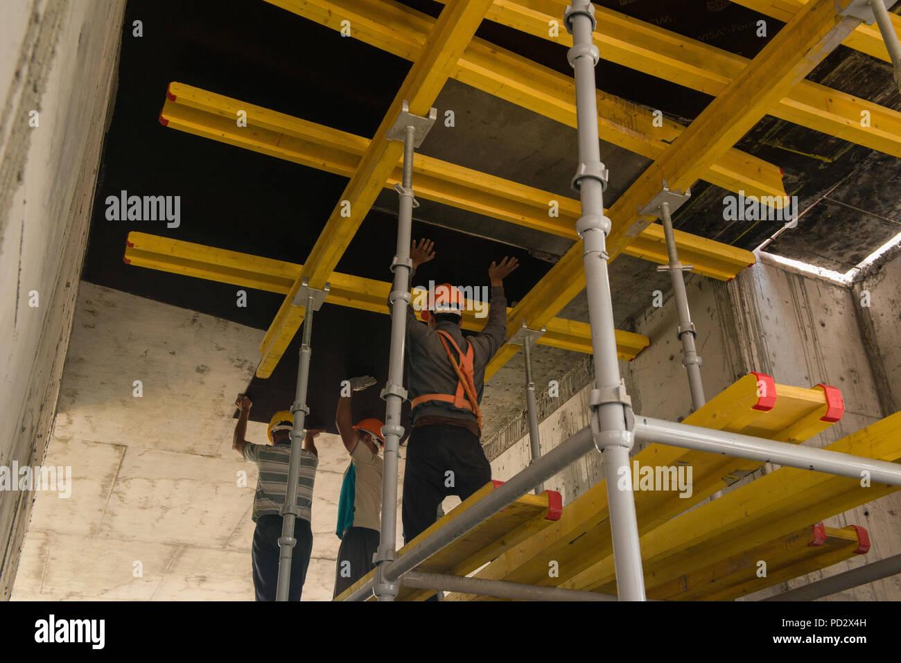 Metal Scaffold Board Stock Photos Amp Metal Scaffold Board
