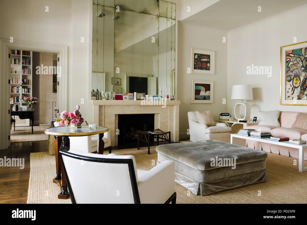 Beautiful Edwardian Style Living Room
