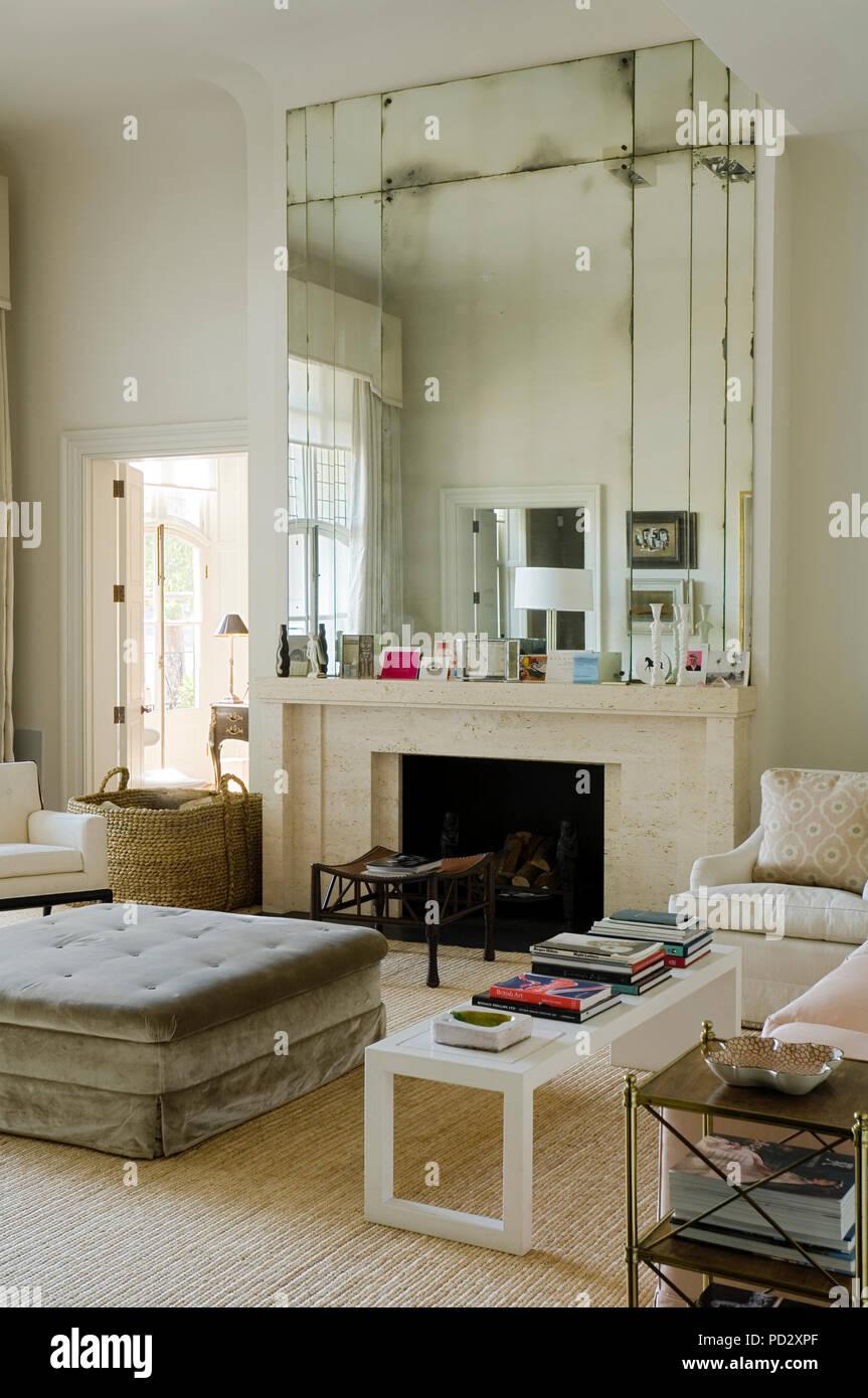 Edwardian Style Living Room