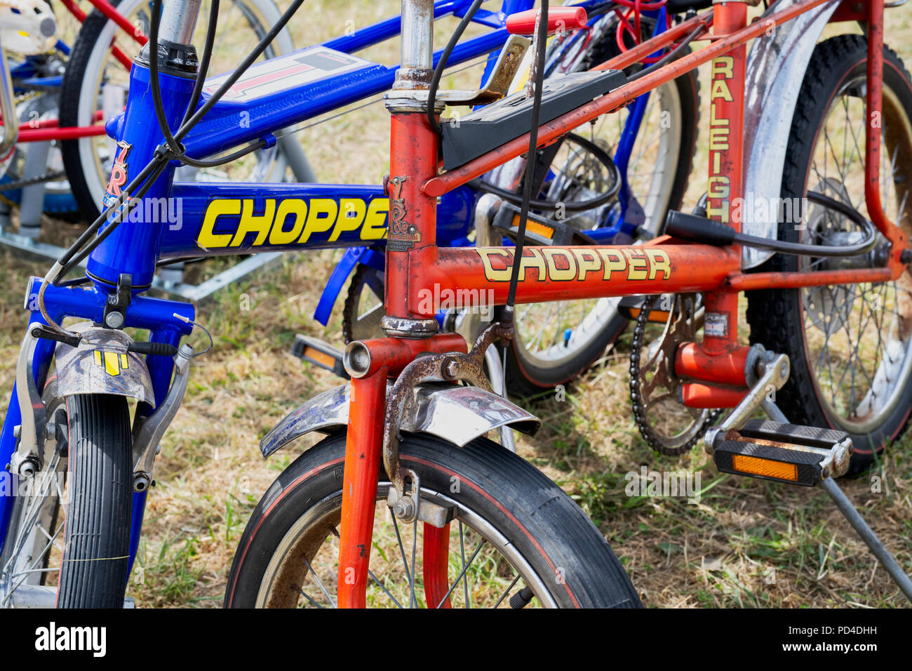 Chopper Bicycle Stock Photos & Chopper Bicycle Stock Images - Alamy