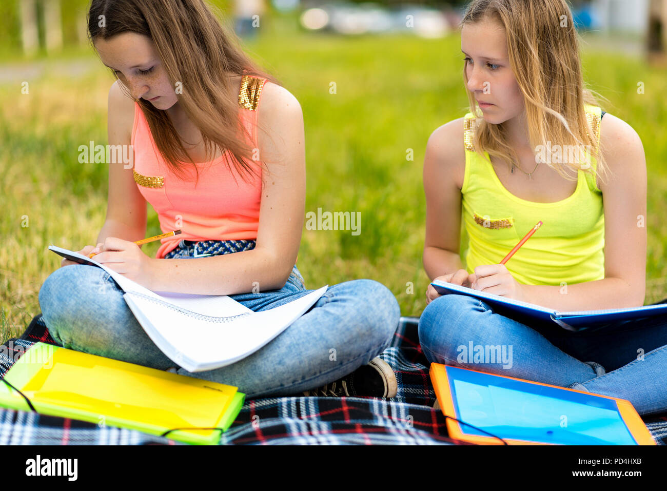 Do they give homework at summer school