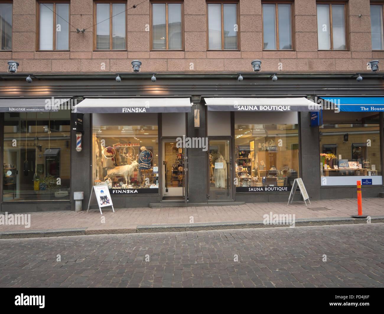 Sauna Shop Stock Photos Sauna Shop Stock Images Alamy