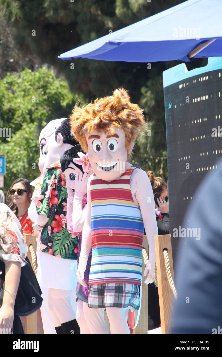 Jonathan Loughran 06 30 2018 The World Premiere Of Hotel Transylvania 3 Summer Vacation Held At Regency Village Theater In Los Angeles CA Photo By Izumi