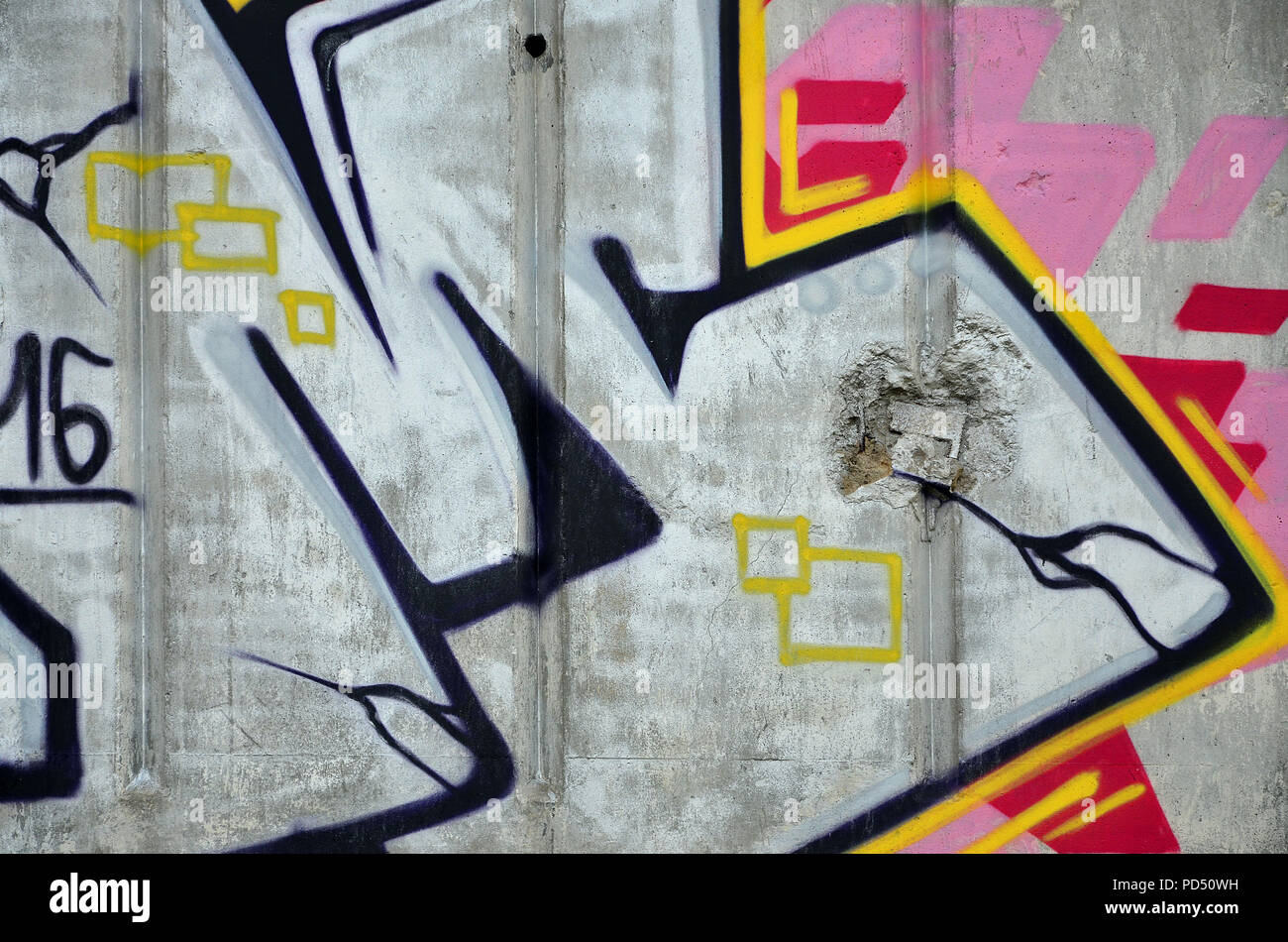 Beautiful Street Art Graffiti Abstract Colors Creative Fashion Drawing City Walls Urban Contemporary Culture