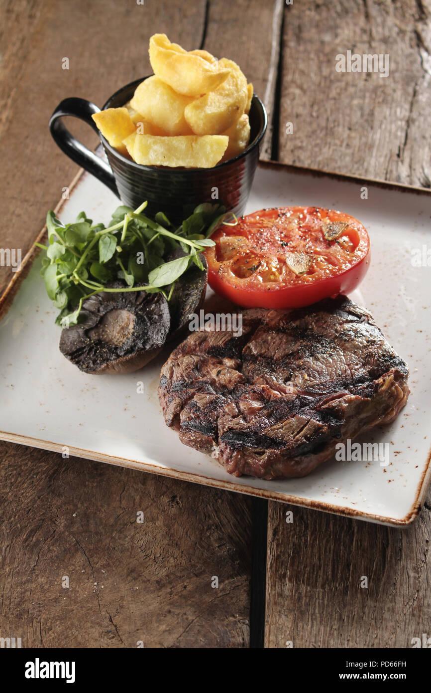 beef rib eye steak how to cook