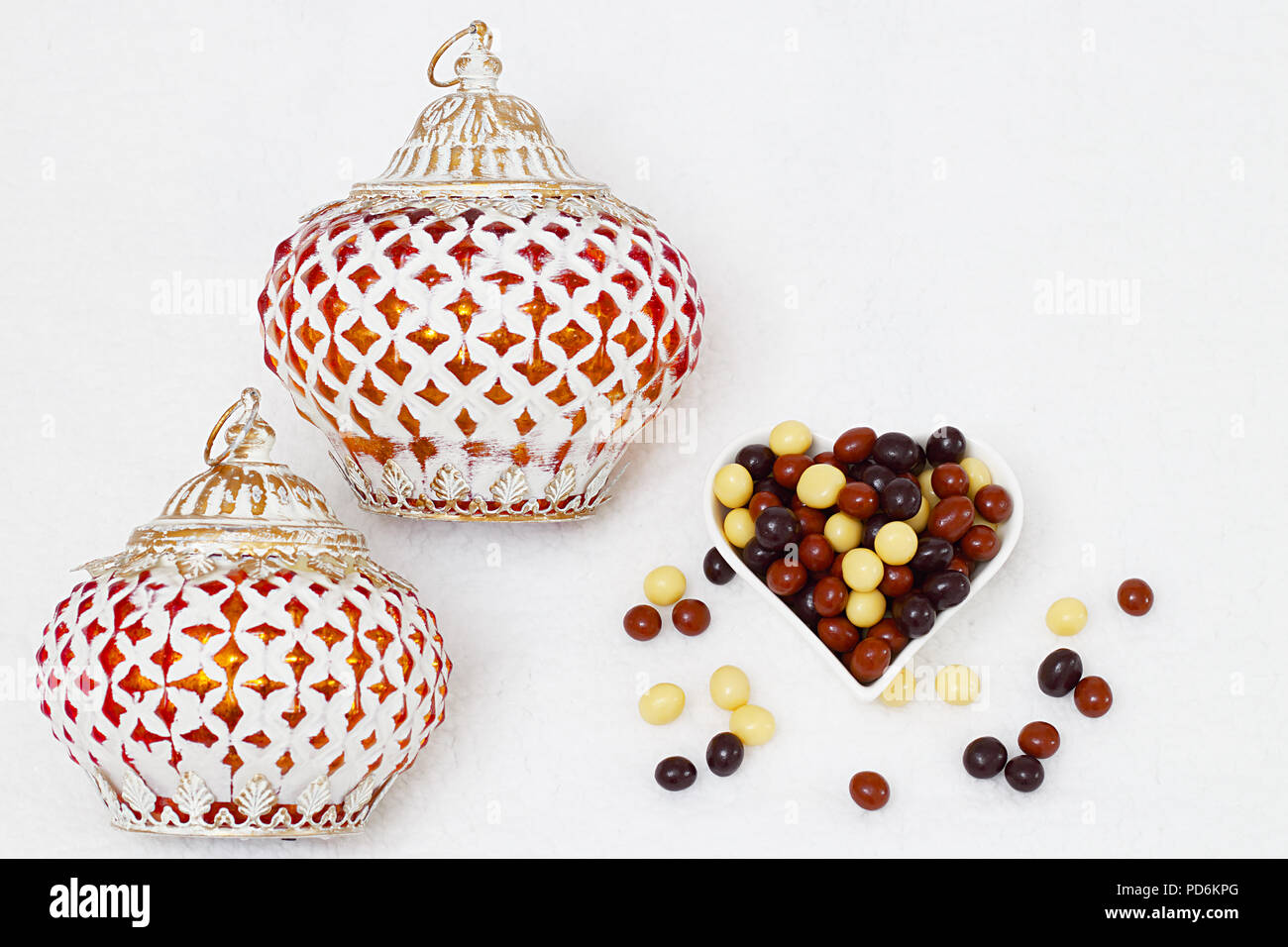 Eid Mubarak greeting with Eid Al Adha sacrifice festival, Islamic ...