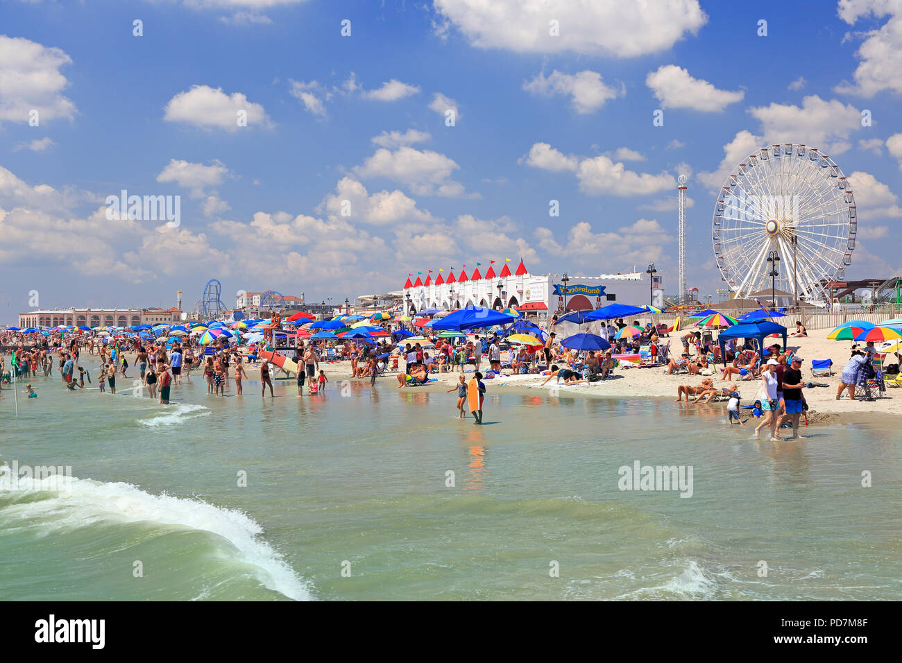Ocean City Nj Stock Photos & Ocean City Nj Stock Images - Alamy