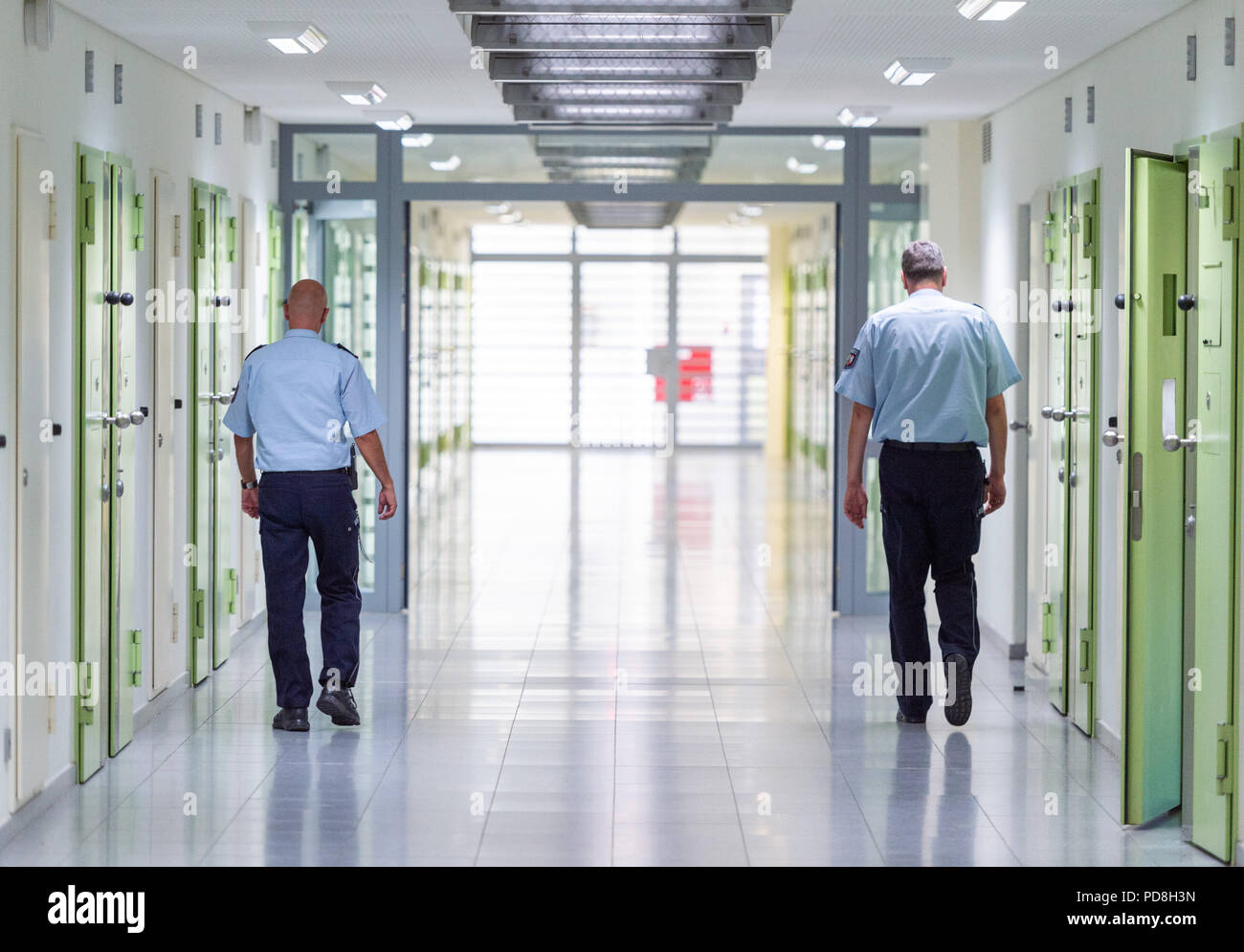 Correctional Officers Stock Photos & Correctional Officers