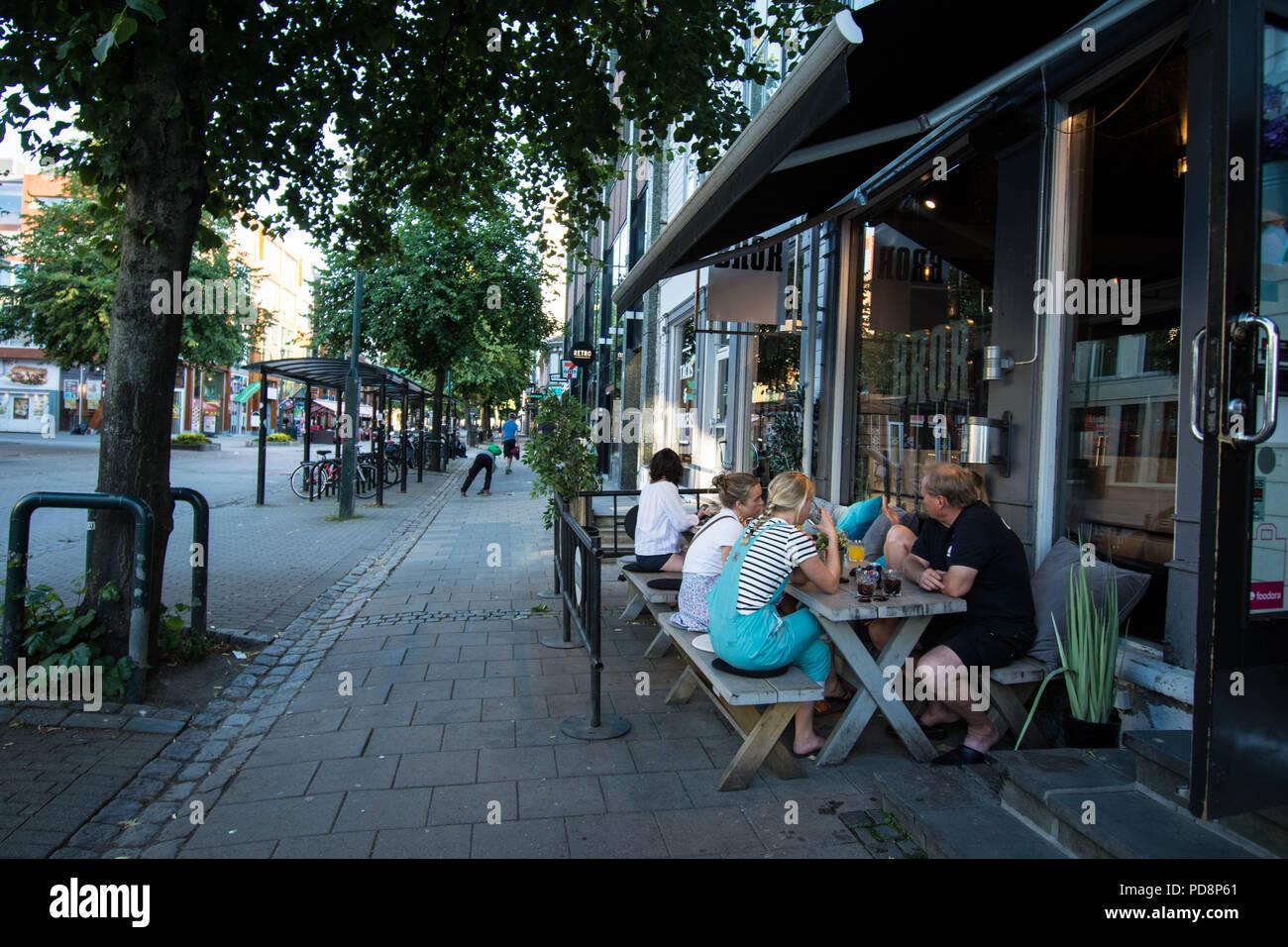 9a048456 Trondheim Restaurant Stock Photos & Trondheim Restaurant Stock ...