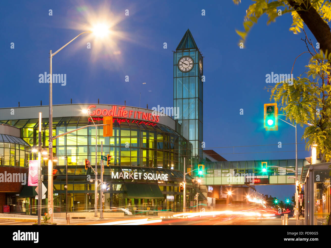 Market Square Kitchener Stock Photos & Market Square Kitchener Stock ...