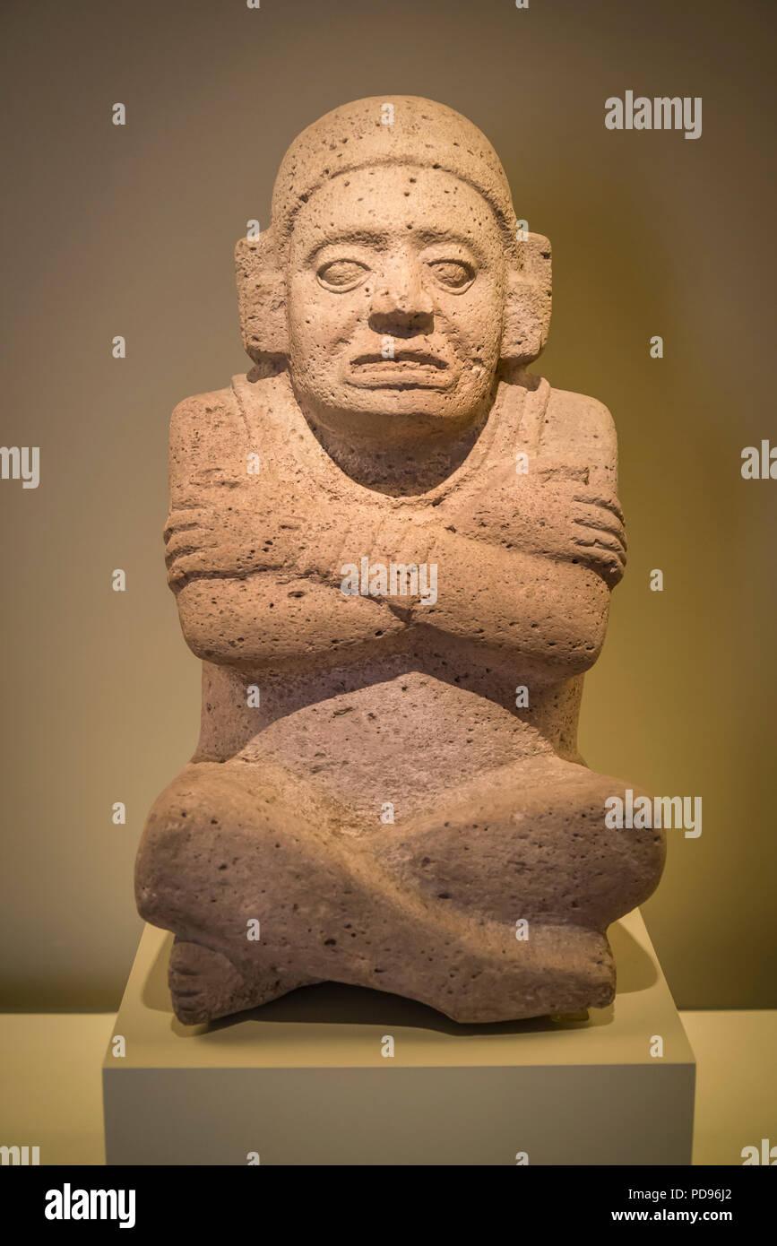 Amparo Museum, Puebla, city in east-central Mexico - Stock Image