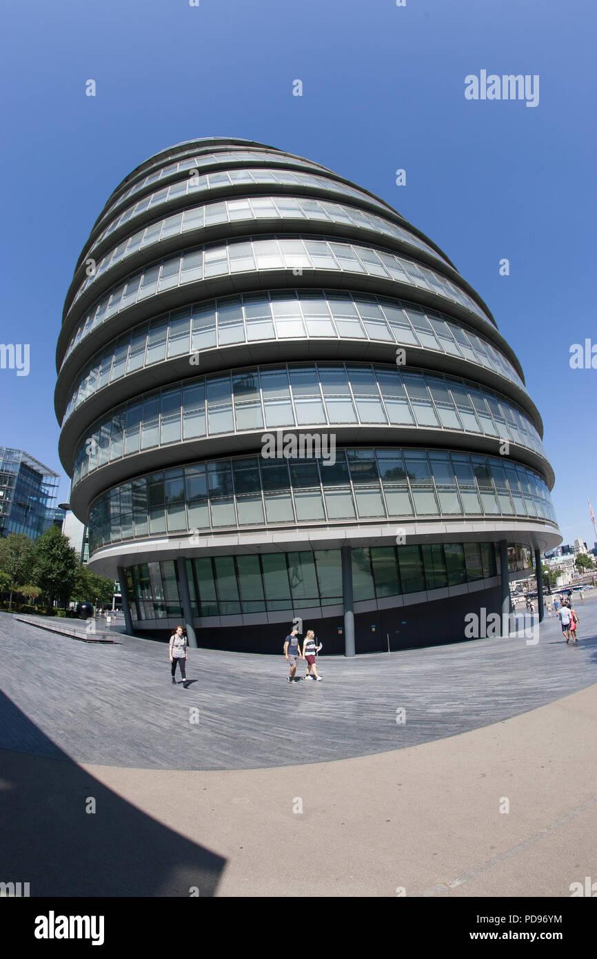 GLA London Assembley London, UK - Stock Image