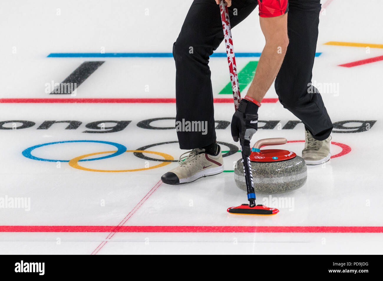 Curling Broom Stock Photos Amp Curling Broom Stock Images