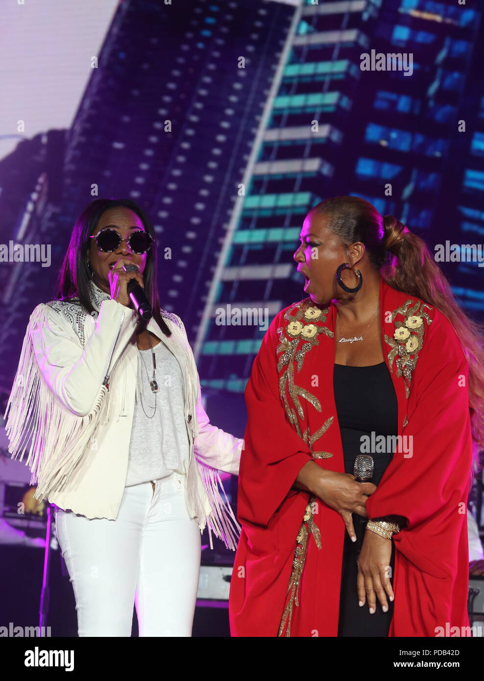 083a47c2dfc138 2018 Essence Festival New Orleans Held at the Mercedes-Benz Superdome  Featuring  Mc Lyte