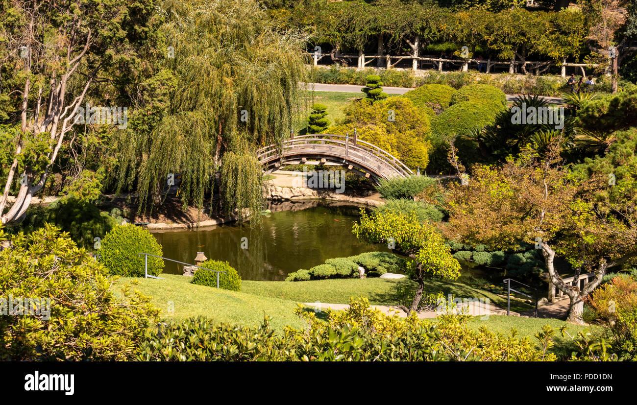 Huntington Library And Botanical Gardens Stock Photos & Huntington ...