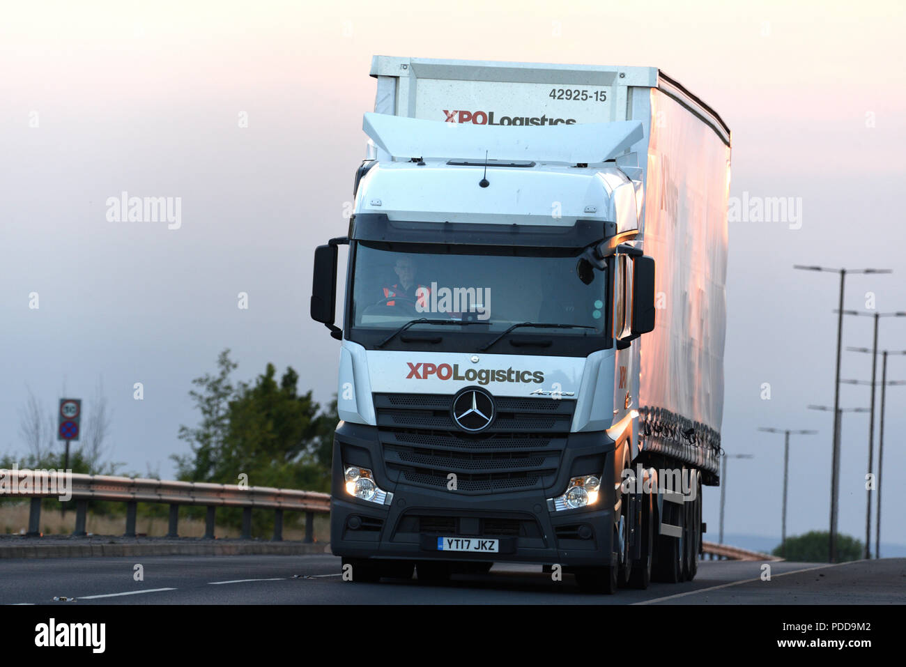 Xpo Logistics Stock Photos & Xpo Logistics Stock Images - Alamy