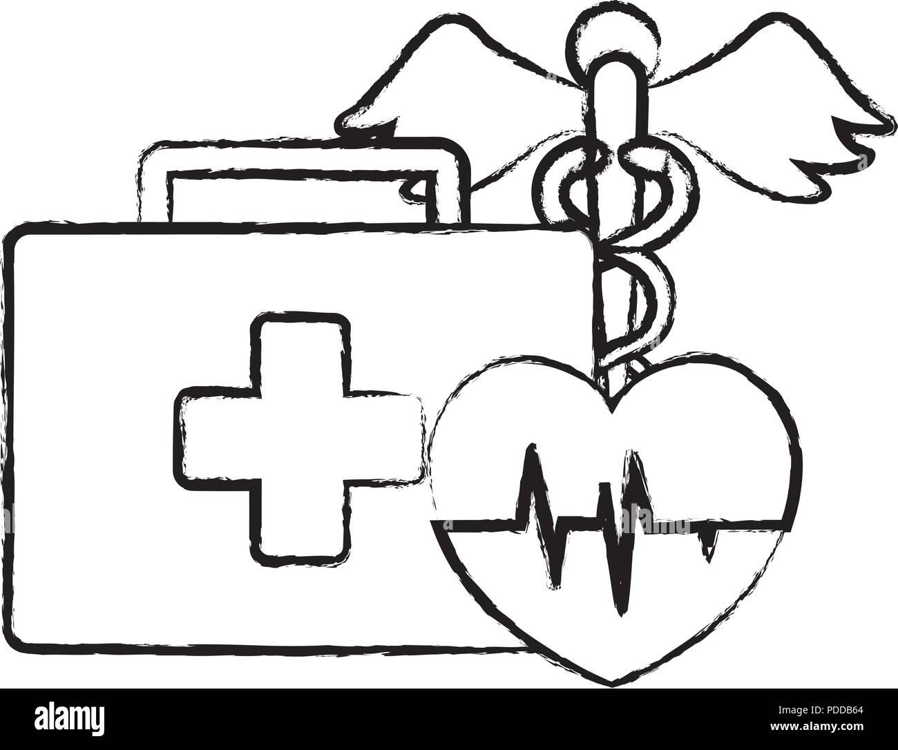 Medicine Symbol Snake Black And White Stock Photos Images Alamy