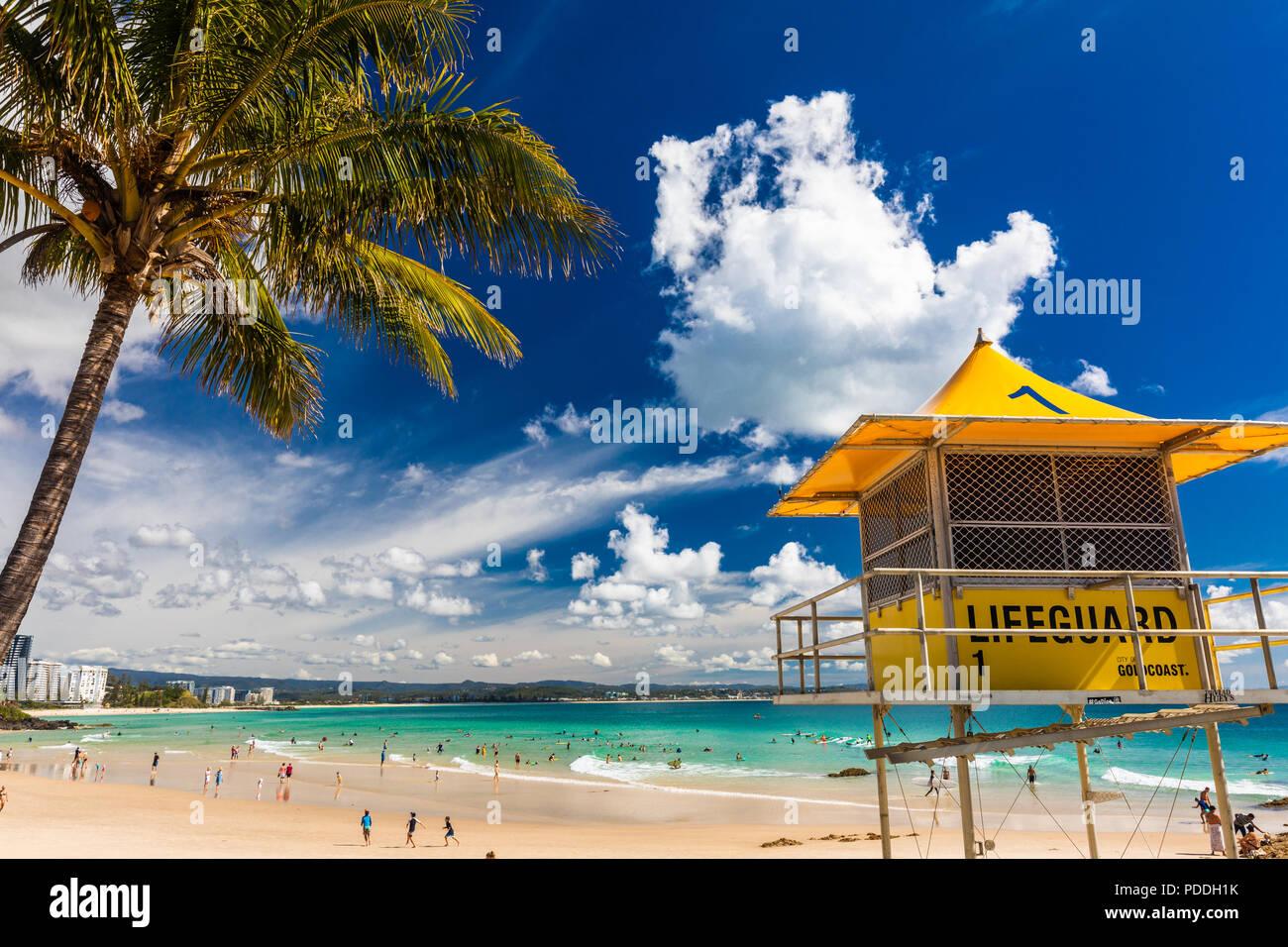 f7117465bd2 Rainbow Bay Beach Stock Photos   Rainbow Bay Beach Stock Images - Alamy