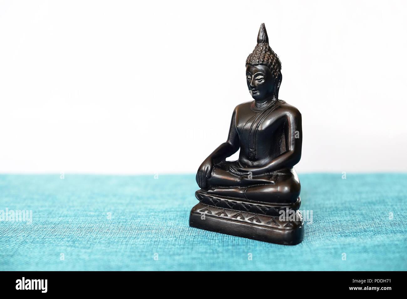 Decorative Buddha Statue Buddha On The Background Of