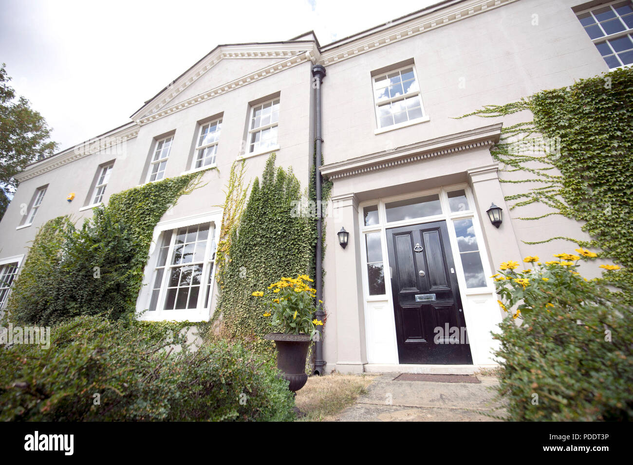 Dancers Hill House Near Barnet, North London, Which Is Worth  U0026pound;6million Is