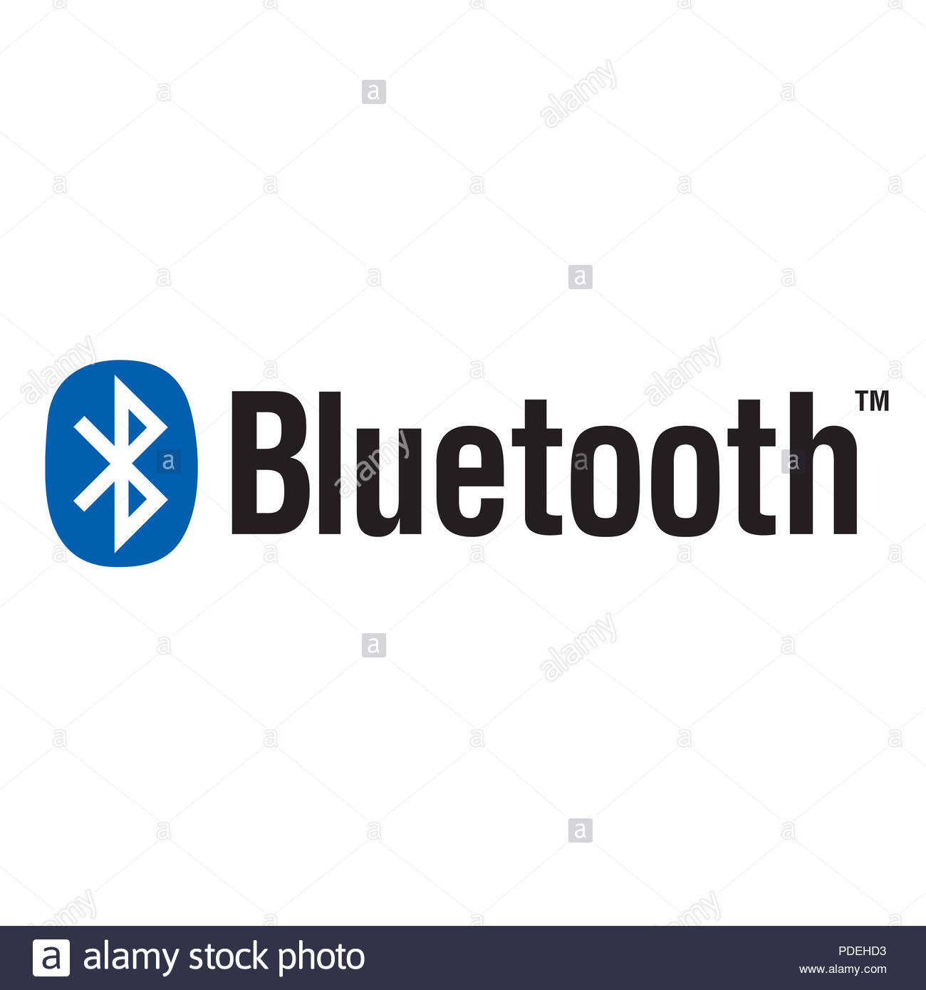 Bluetooth Technology Device Connect Illustration Transfer Stock