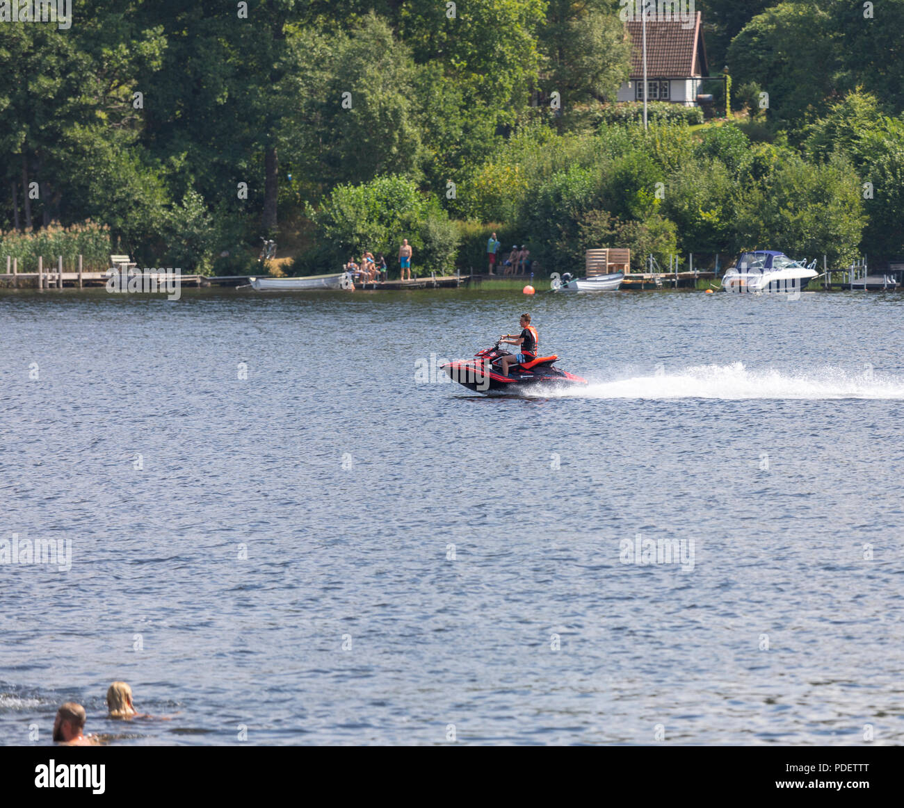 Fast Swimmer Stock Photos & Fast Swimmer Stock Images - Alamy