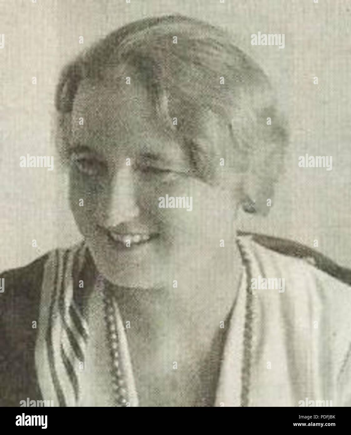 149 Hana Benešová - Stock Image