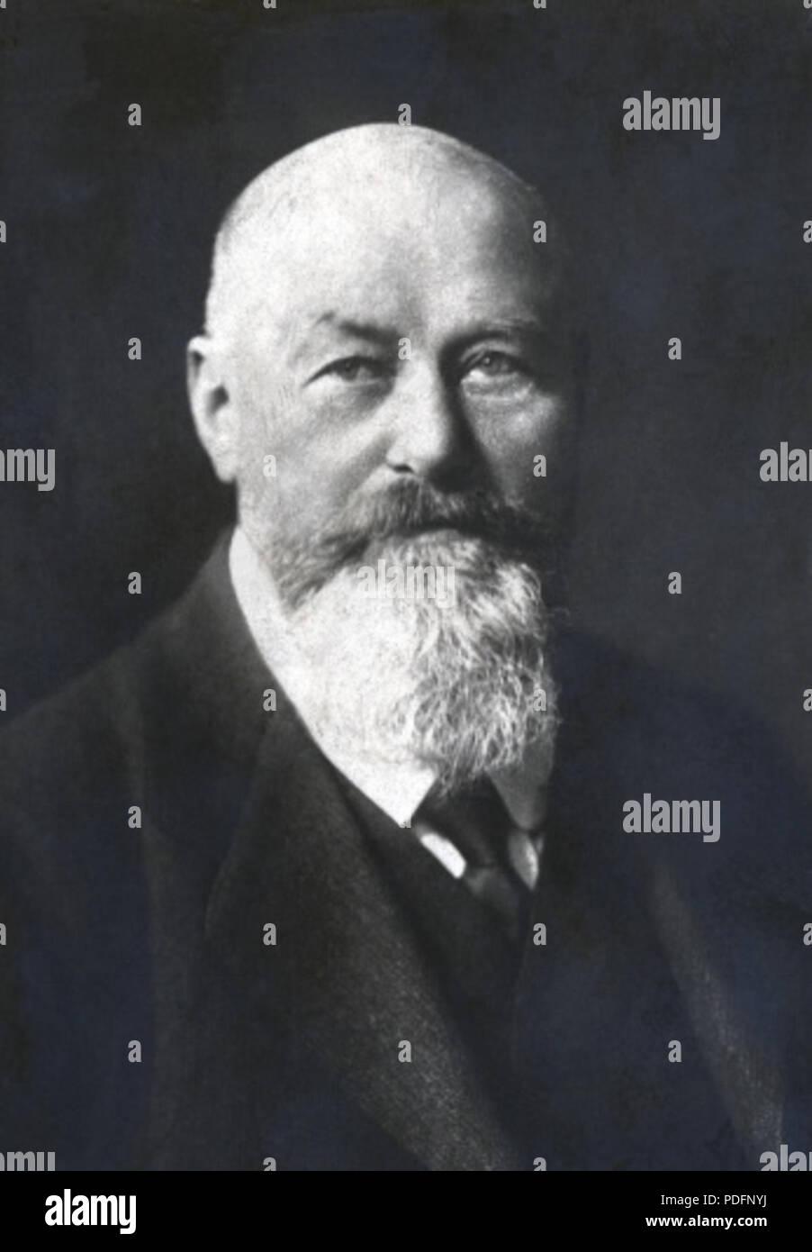172 Josef Nagele (1860-1926) - Stock Image