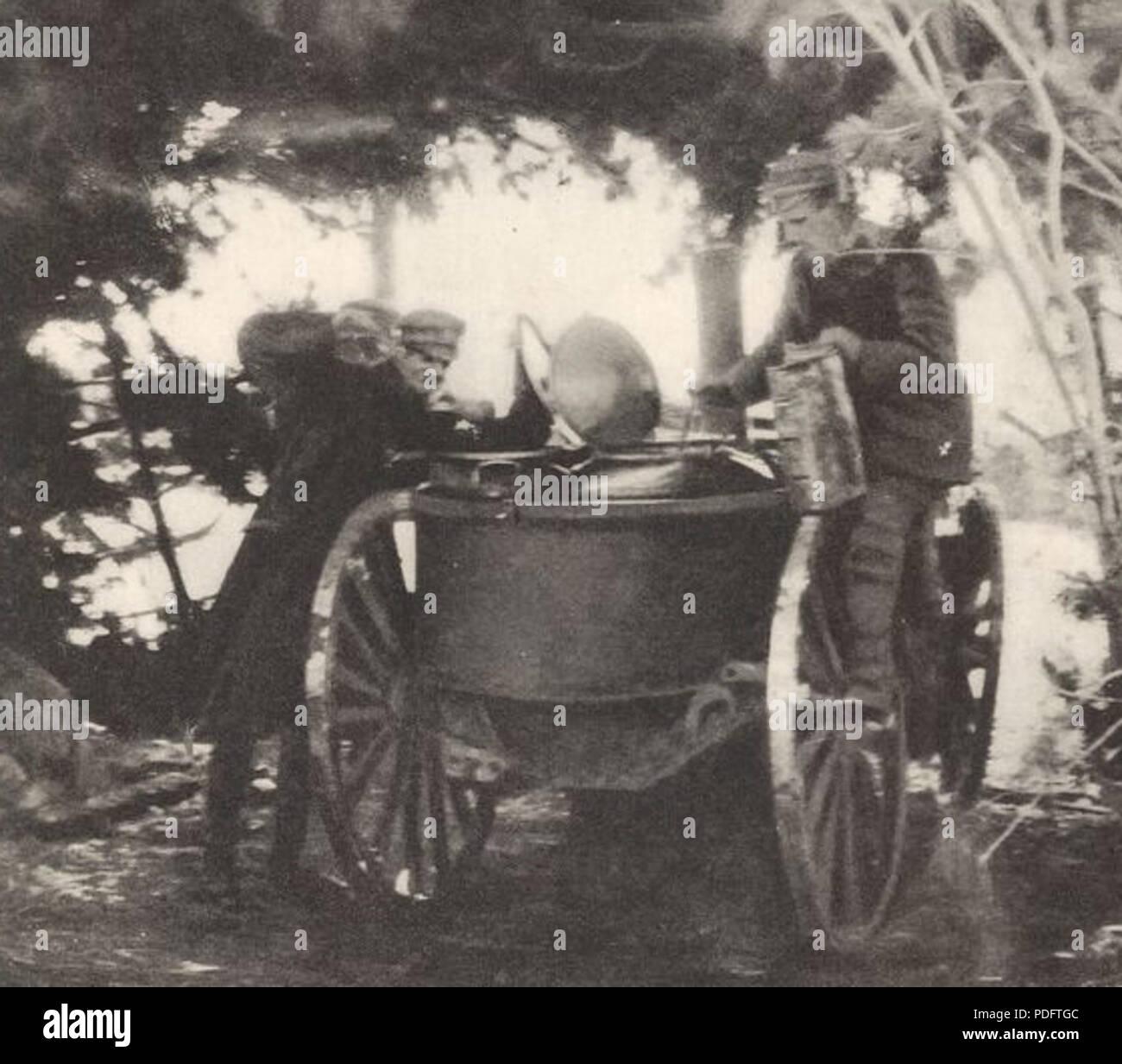 187 Kuchnia Polowa Legionow Polskich Na Pozycji Stock Photo