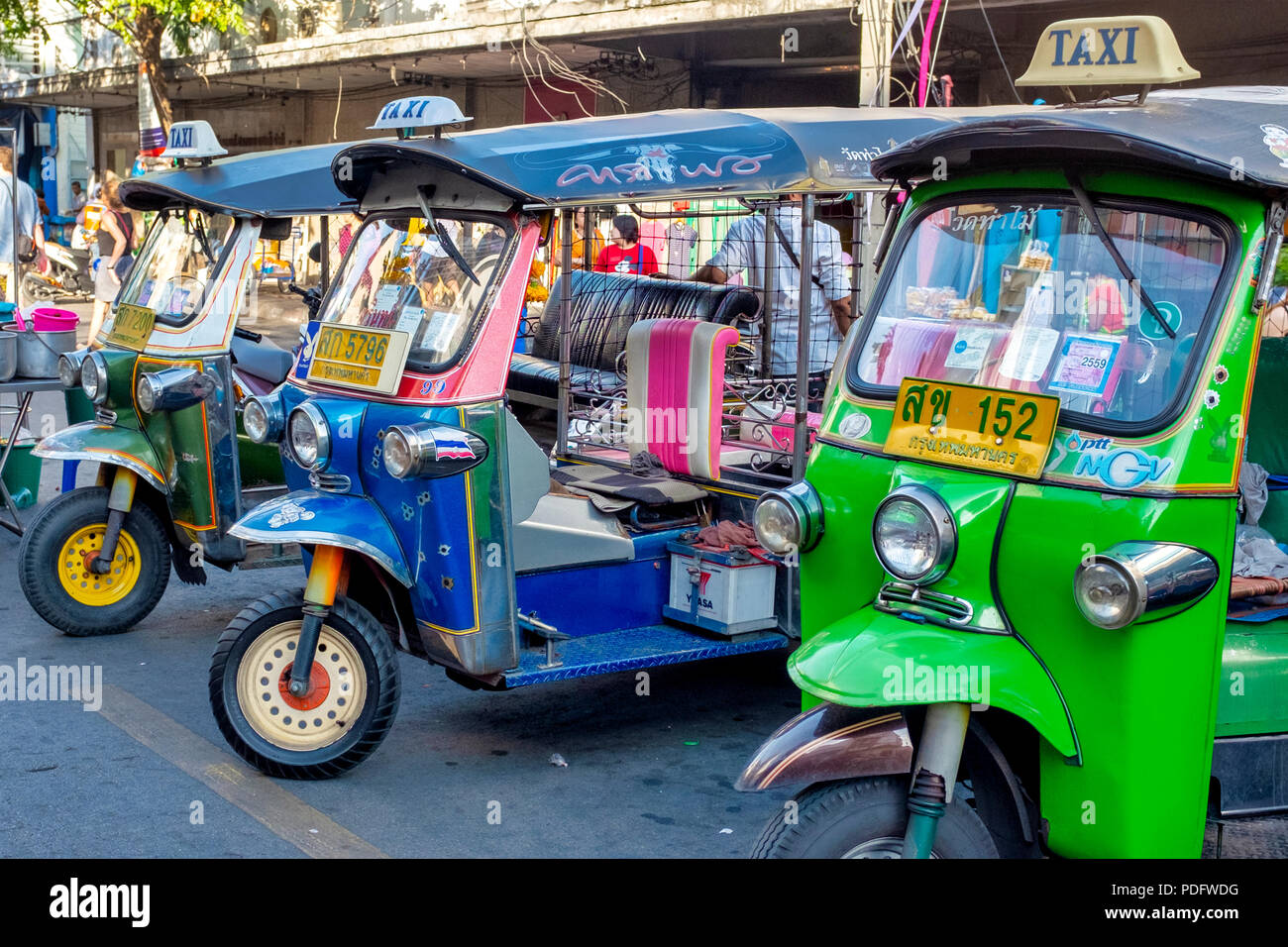 Tuk Tuk Or Auto Rickshaw Stock Photos & Tuk Tuk Or Auto ...