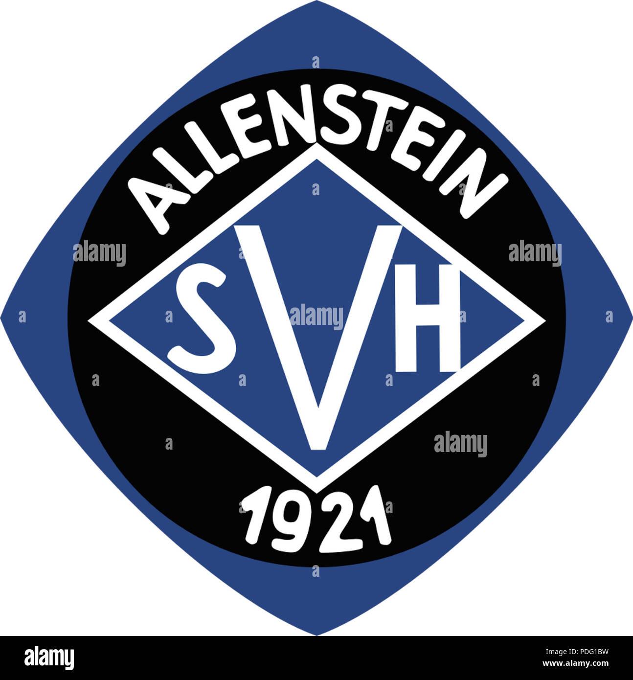 153 Hindenburg Allenstein - Stock Image