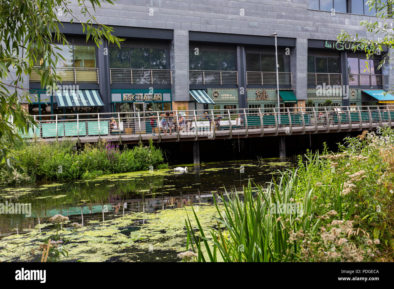 Chelmsford,Essex,England,UK - Stock Image