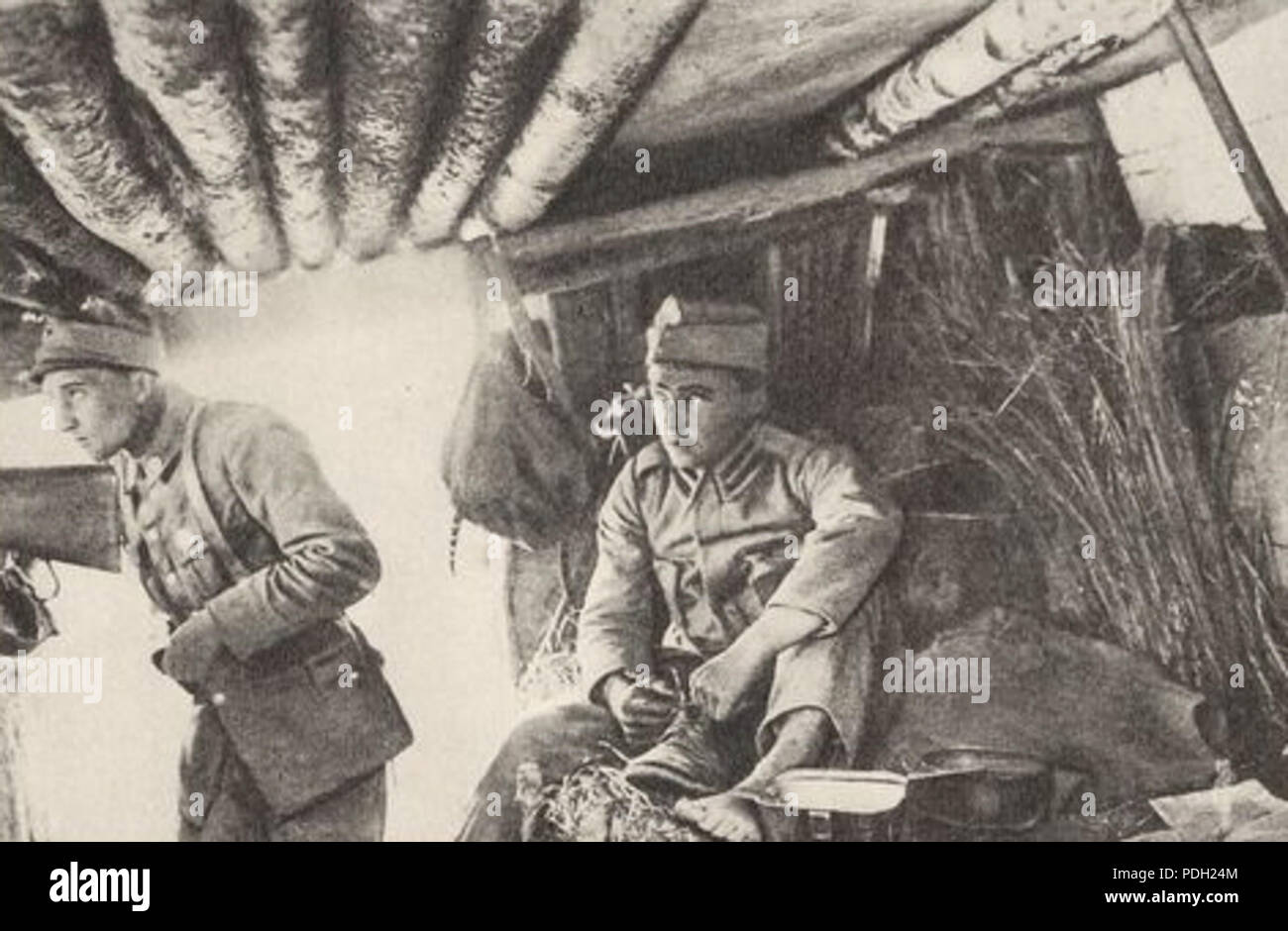 246 Okopy pod Konarami 02, 1915