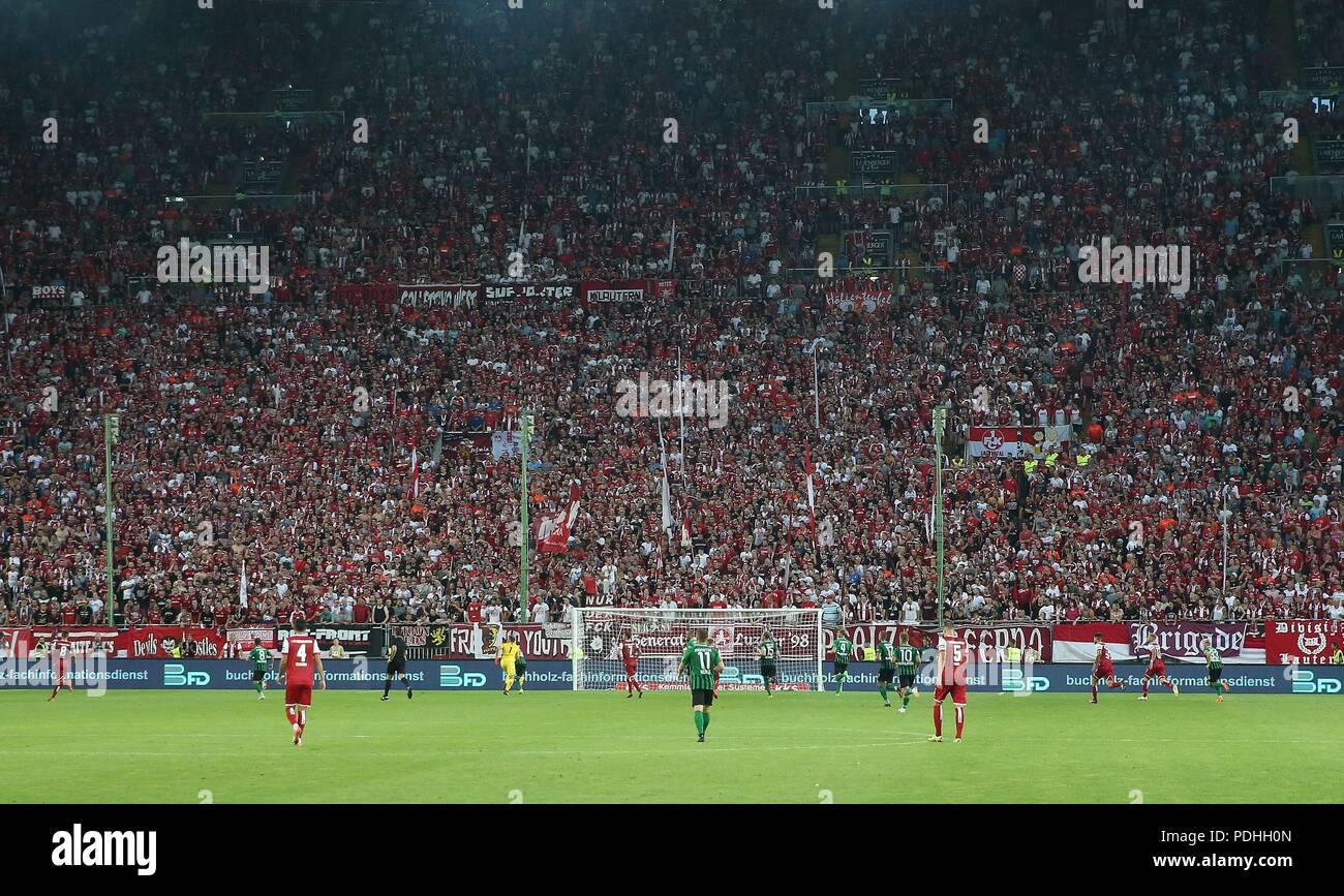 Firo Football 07 08 2018 3 Bundesliga 1 Fc Kaiserslautern Sc
