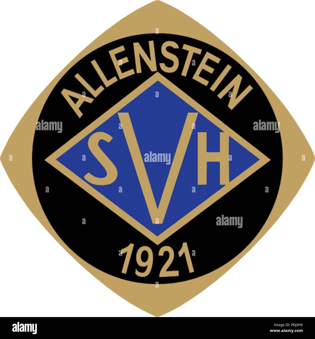 349 SV Hindenburg Allenstein - Stock Image