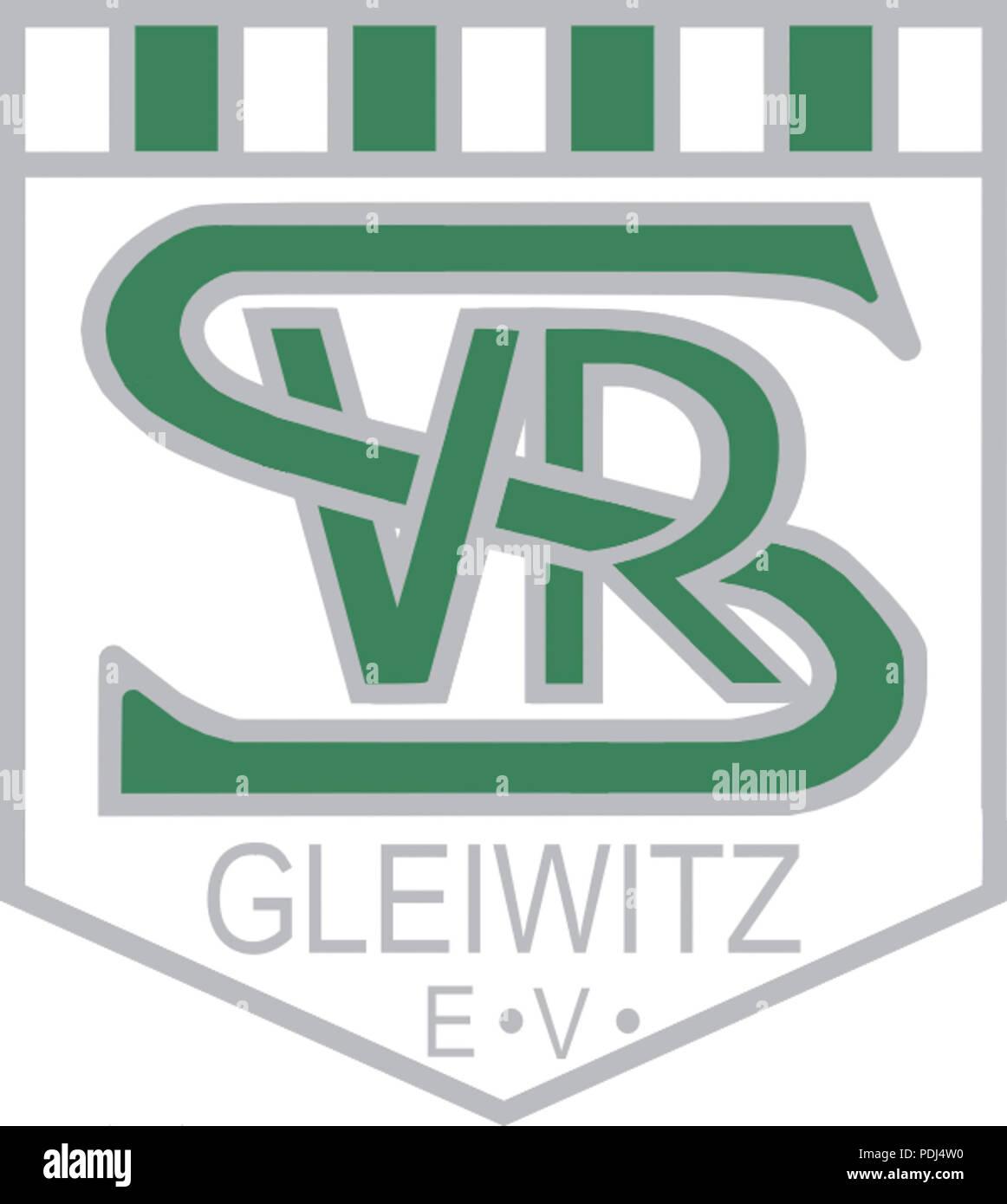 372 Vorwärts-Rasensport Gleiwitz Stock Photo