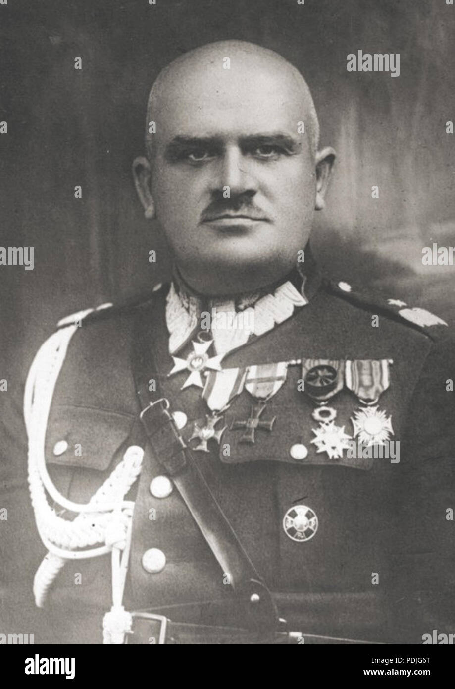 344 Stanisław Rouppert 1 - Stock Image