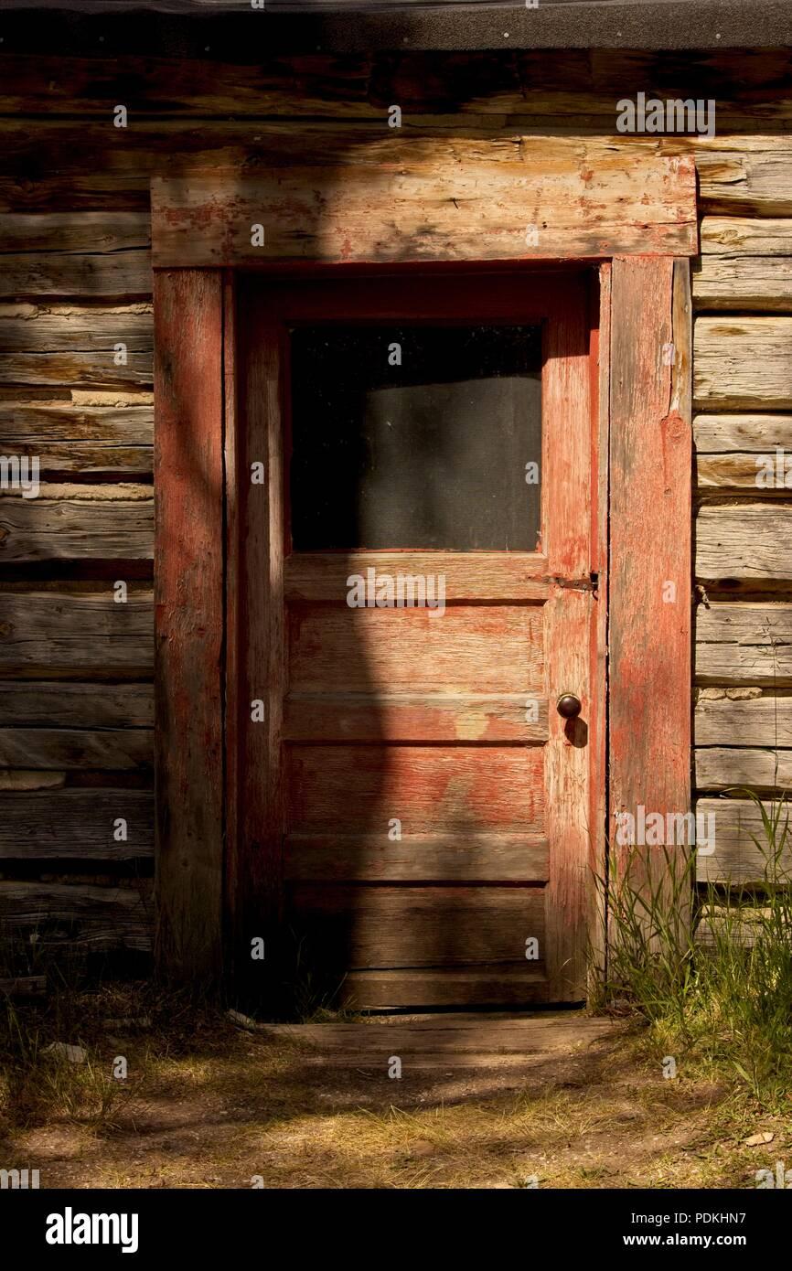 Screen Door Cabin Stock Photos Screen Door Cabin Stock Images Alamy