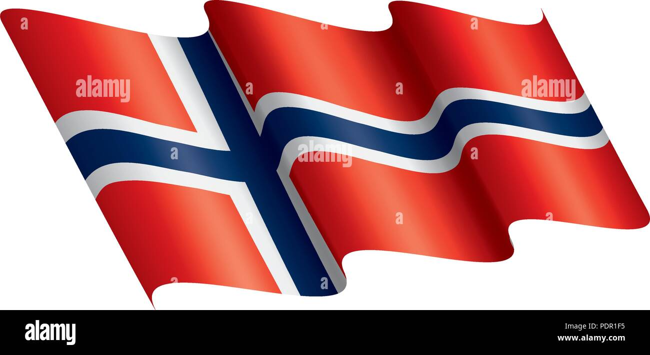 Norwegian Nationality Stock Vector Images Alamy