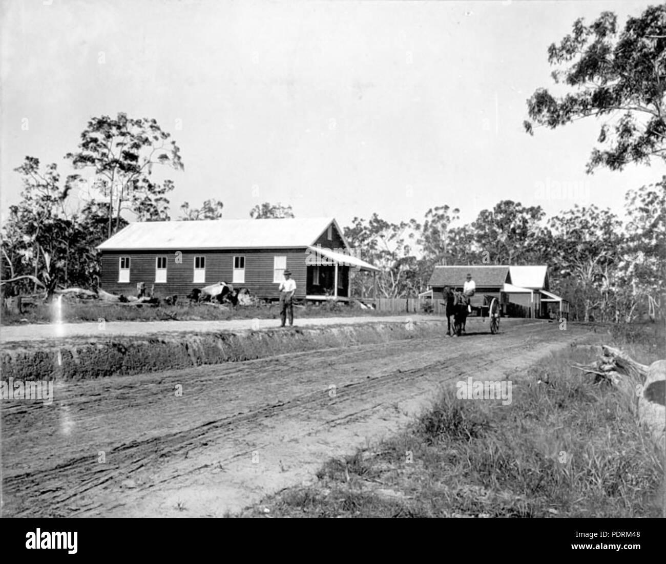 107 Queensland State Archives 2613 Hunter Street Beerburrum October 1918