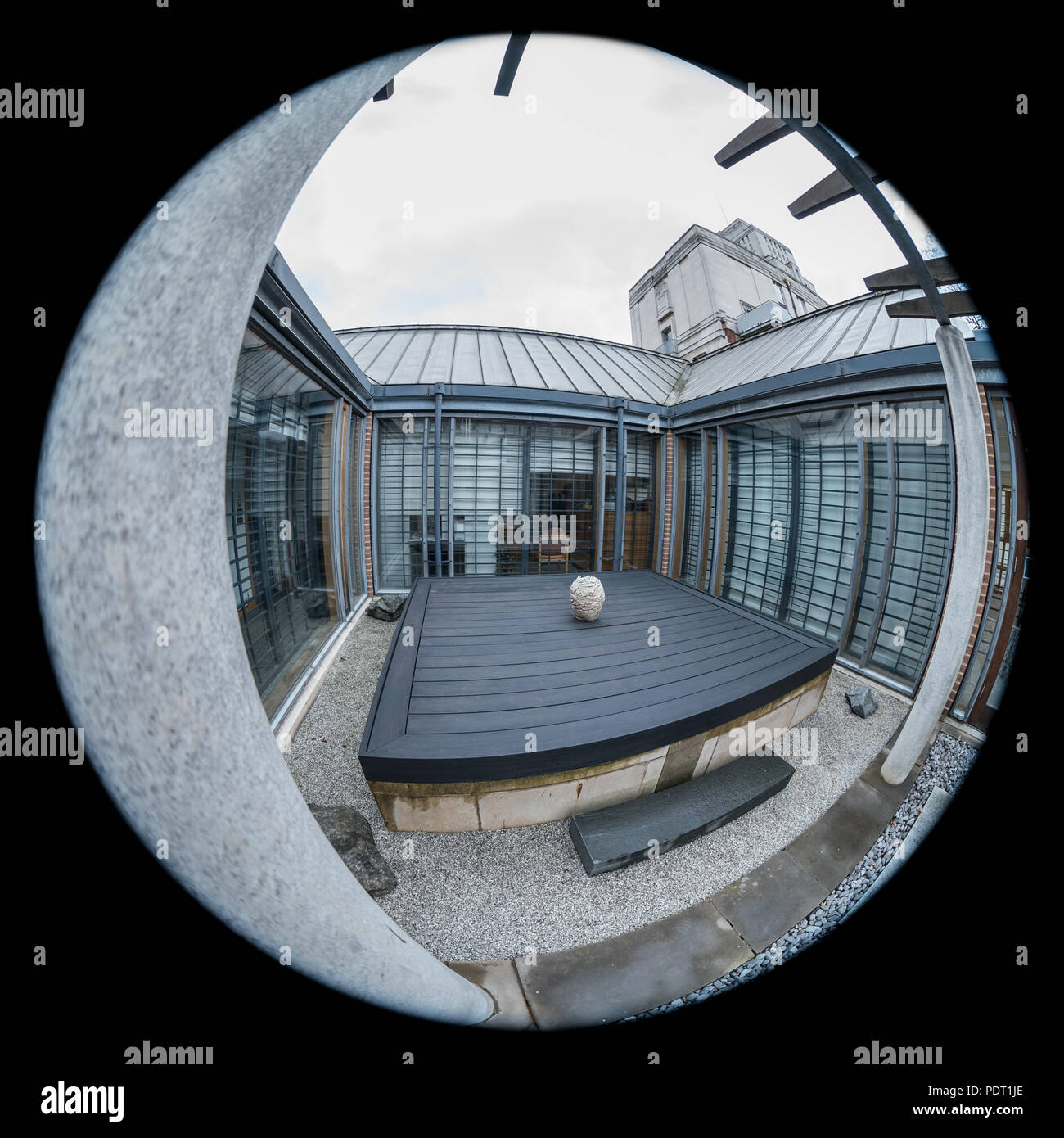 Brunei Gallery SOAS, London Stock Photo: 215043094 - Alamy