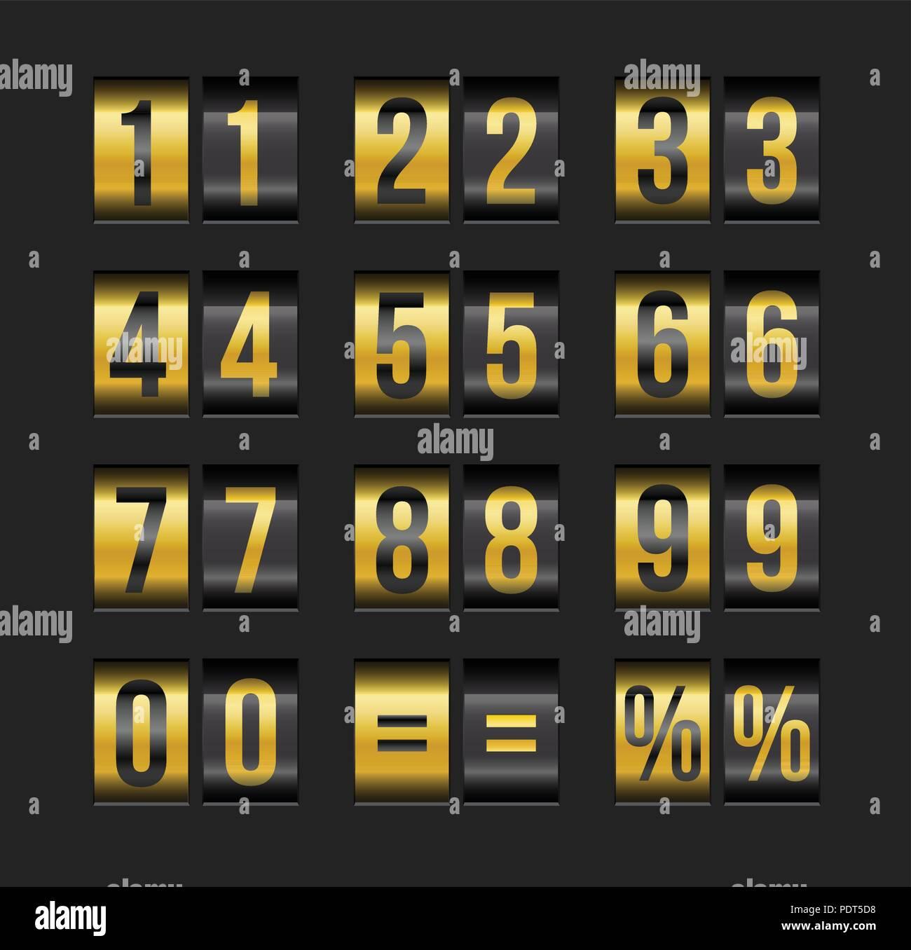 Calendario Countdown.Calendario Vector Vectors Stock Photos Calendario Vector
