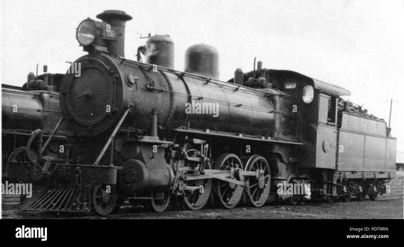 29 C16, Midland Junction, 1949 - Stock Image