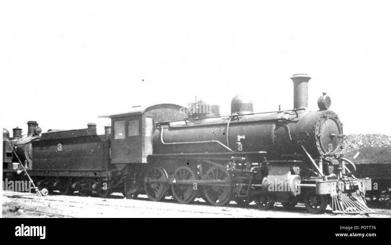 29 C275, Midland Junction, 1926 - Stock Image