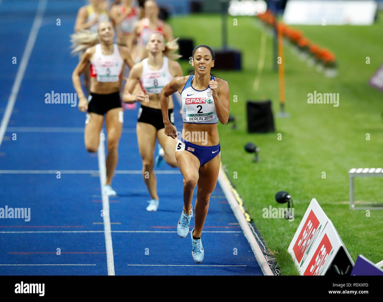 Katarina Johnson Thompson 800m Stock Photos & Katarina