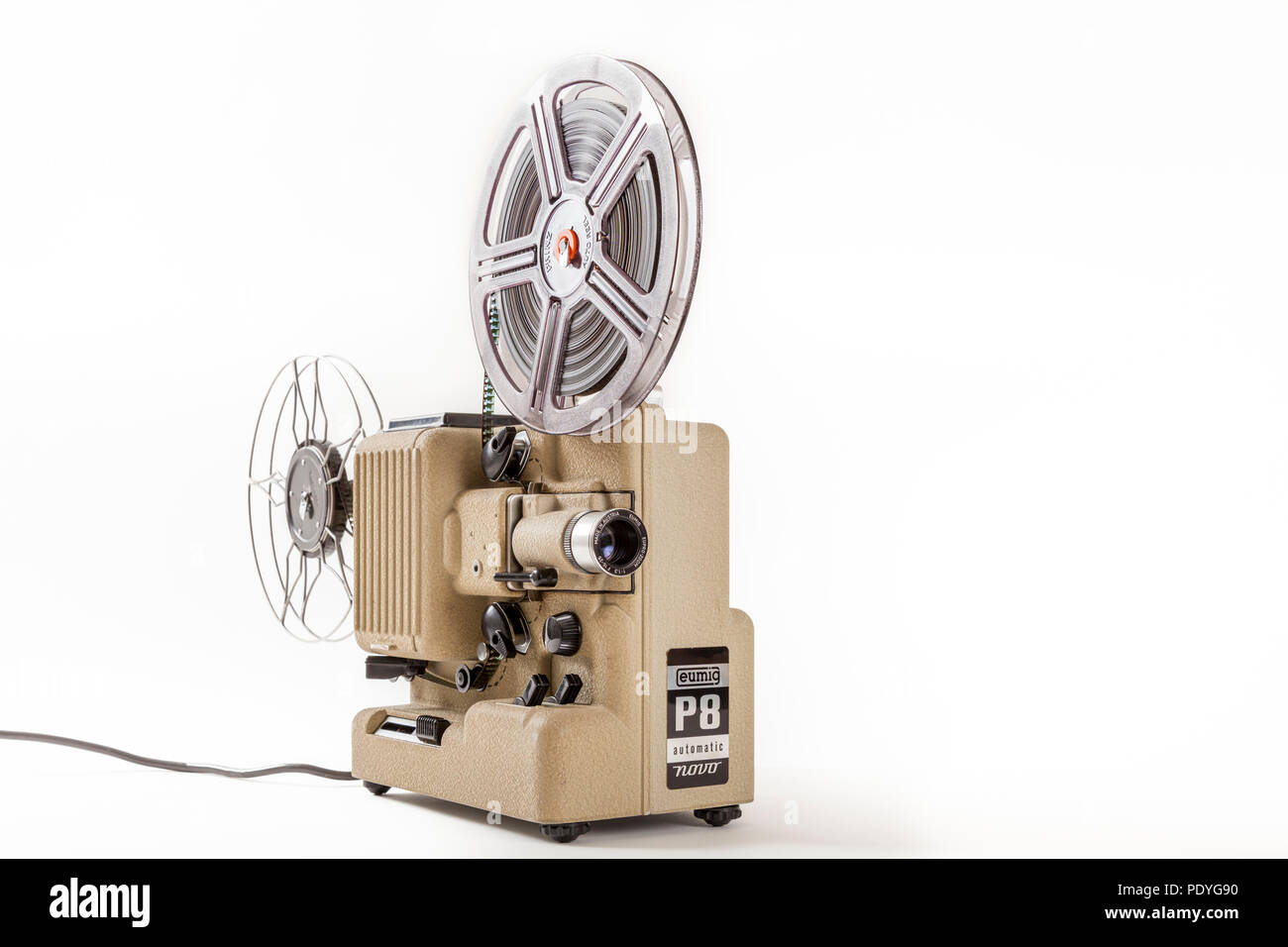 Old Film Projector Stock Photos & Old Film Projector Stock