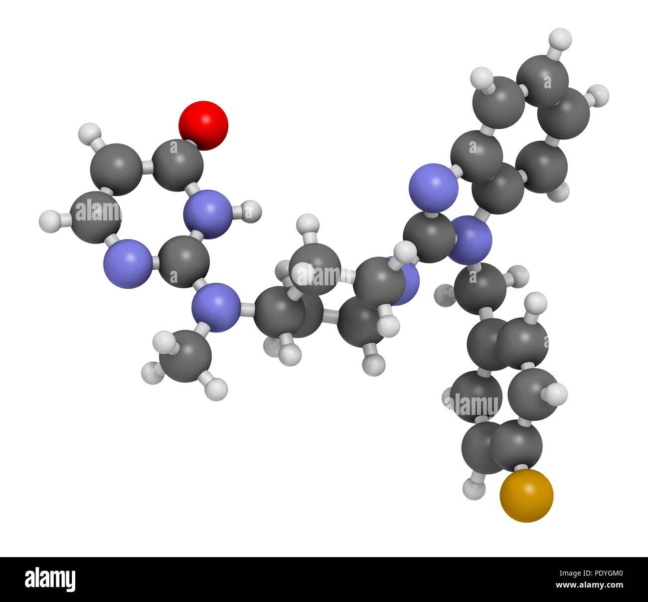 3d Oxygen Atom Diagram Spheres Represent Carbon Atoms Wire Data Fluorine Atomic Structure Stock Photos Rh Alamy Com