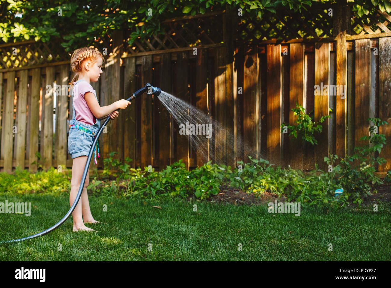 Summer Gardening Job Stock Photos & Summer Gardening Job Stock ...