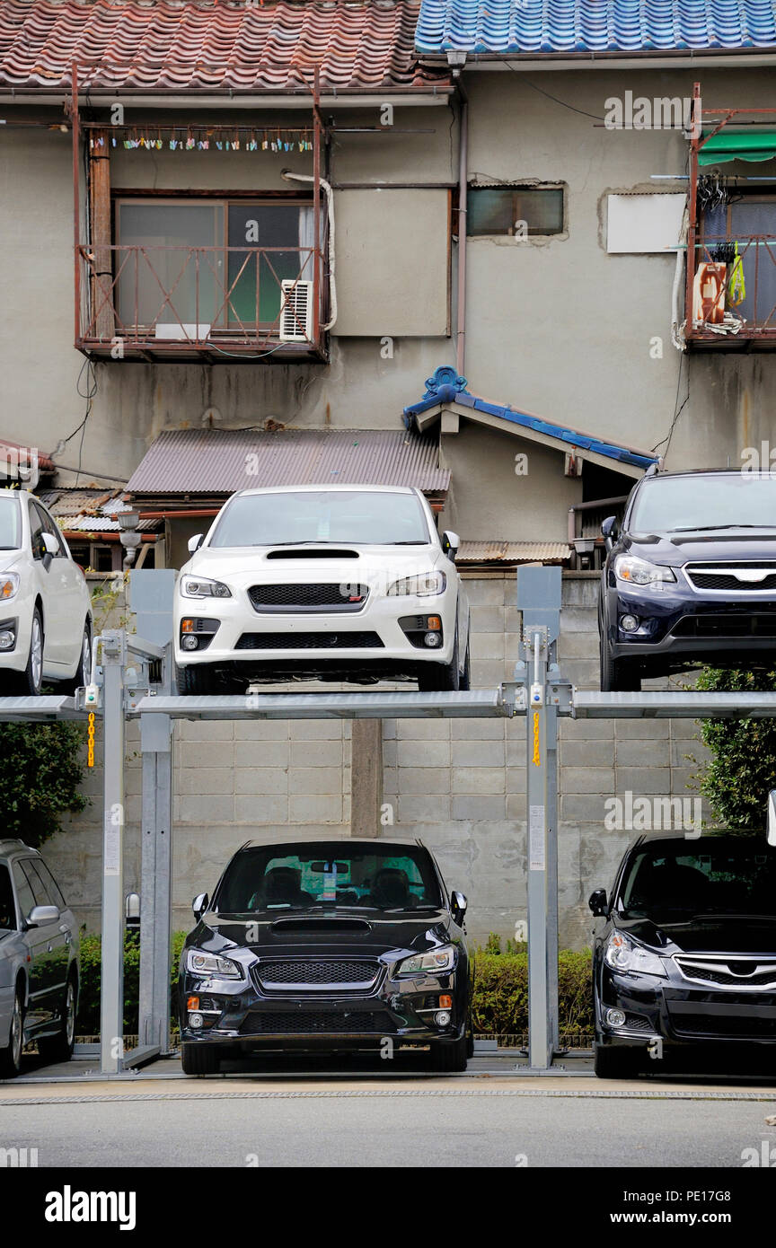 Car Parking System Stock Photos & Car Parking System Stock